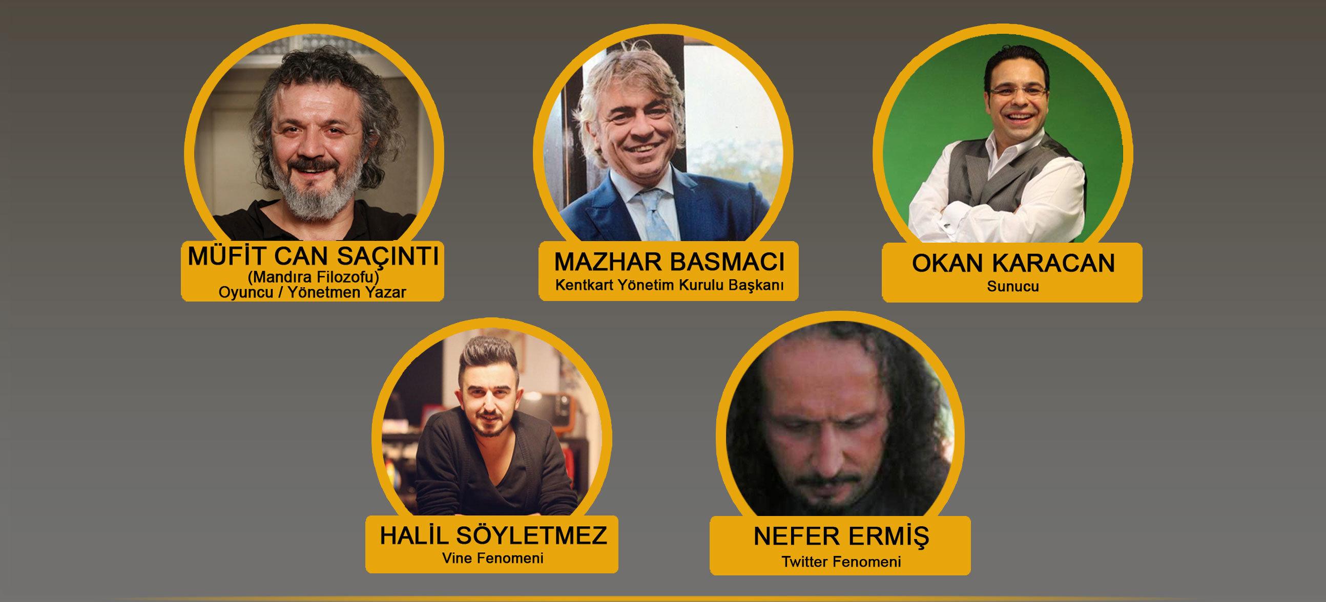 İstanbul Üniversitesi Sosyal Medya Sertifika Programı Ünlü Konuşmacılarıyla Başlıyor!