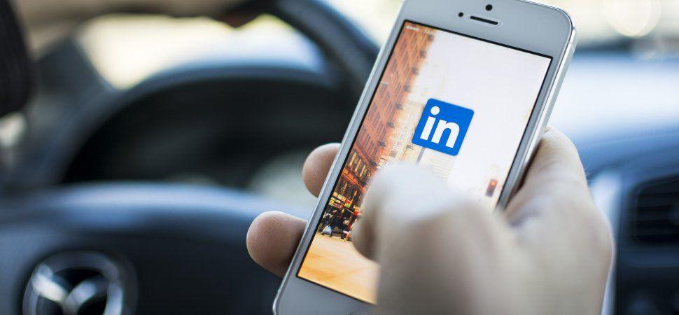 LinkedIn Jobs Mobil Uygulaması