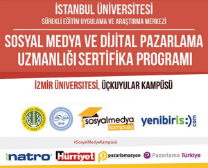 Sosyal Medya Kampüsü' Erken Kayıt Fırsatı Başladı!