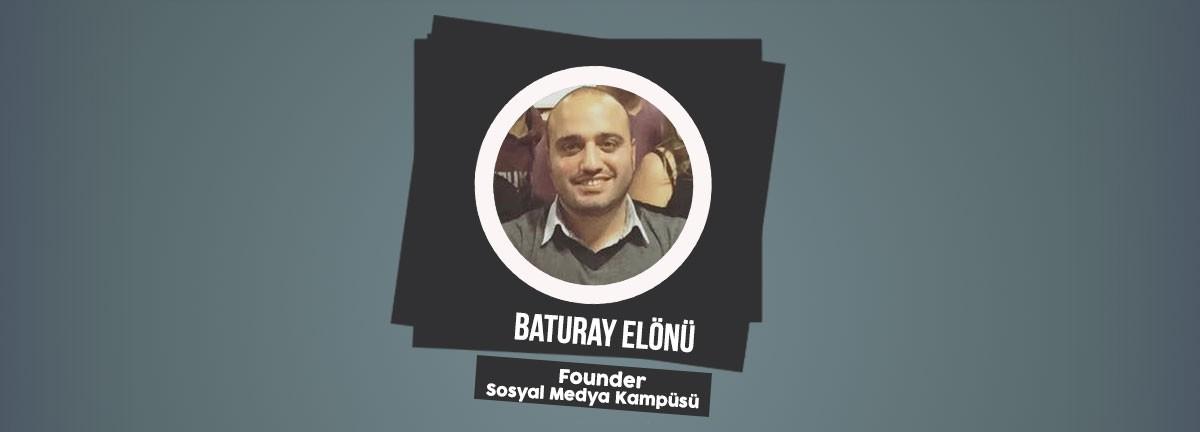 Baturay Elönü Kocaeli Üniversitesinde!
