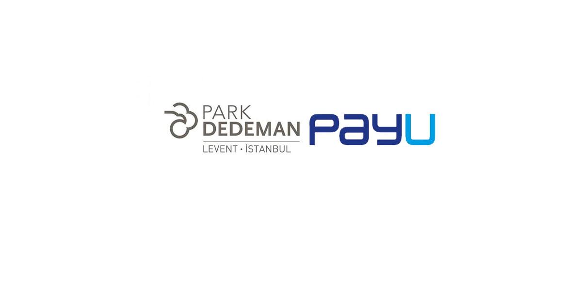 Yeni İş Ortaklarımız Park Dedeman Levent ve PayU