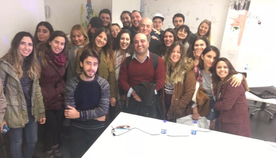 Sosyal Medya Kampüsü Marmara Üniversitesi'nde