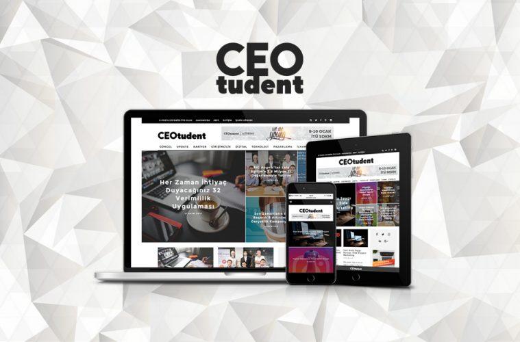 CEOtudent.com'da İlham Alacağınız Çok Şey Var