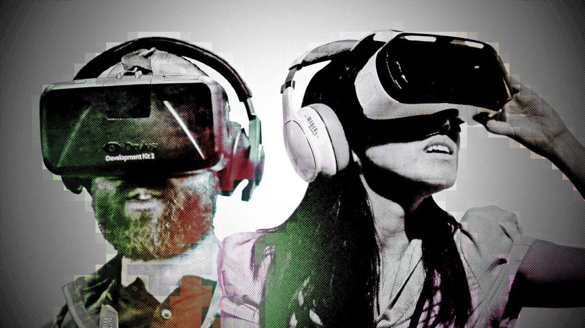 Sanal Gerçeklik – Virtual Reality