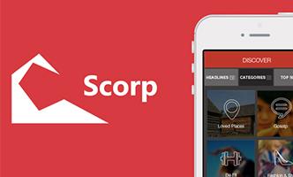 Scorp – En Samimi Sosyal Medya