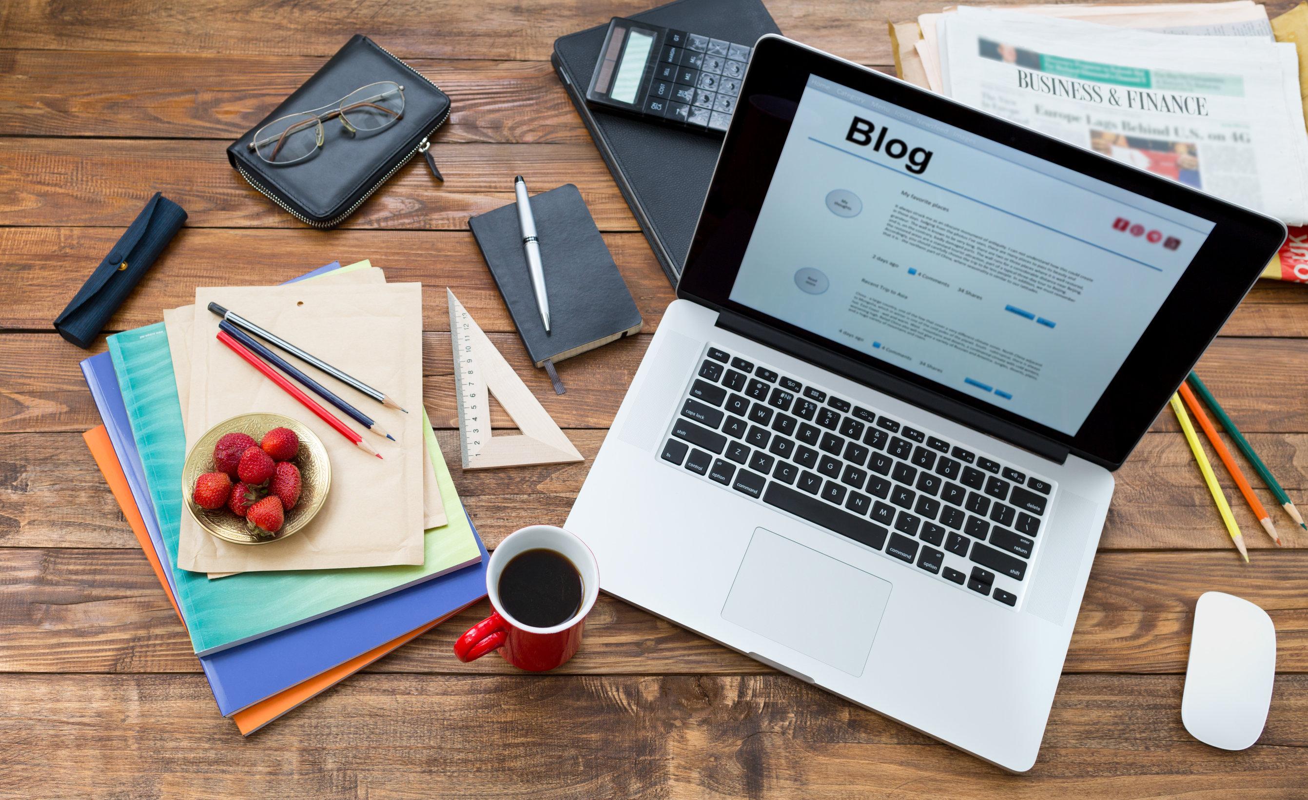 Blog Açmak İsteyenlere: 2018 Blog Rehberi