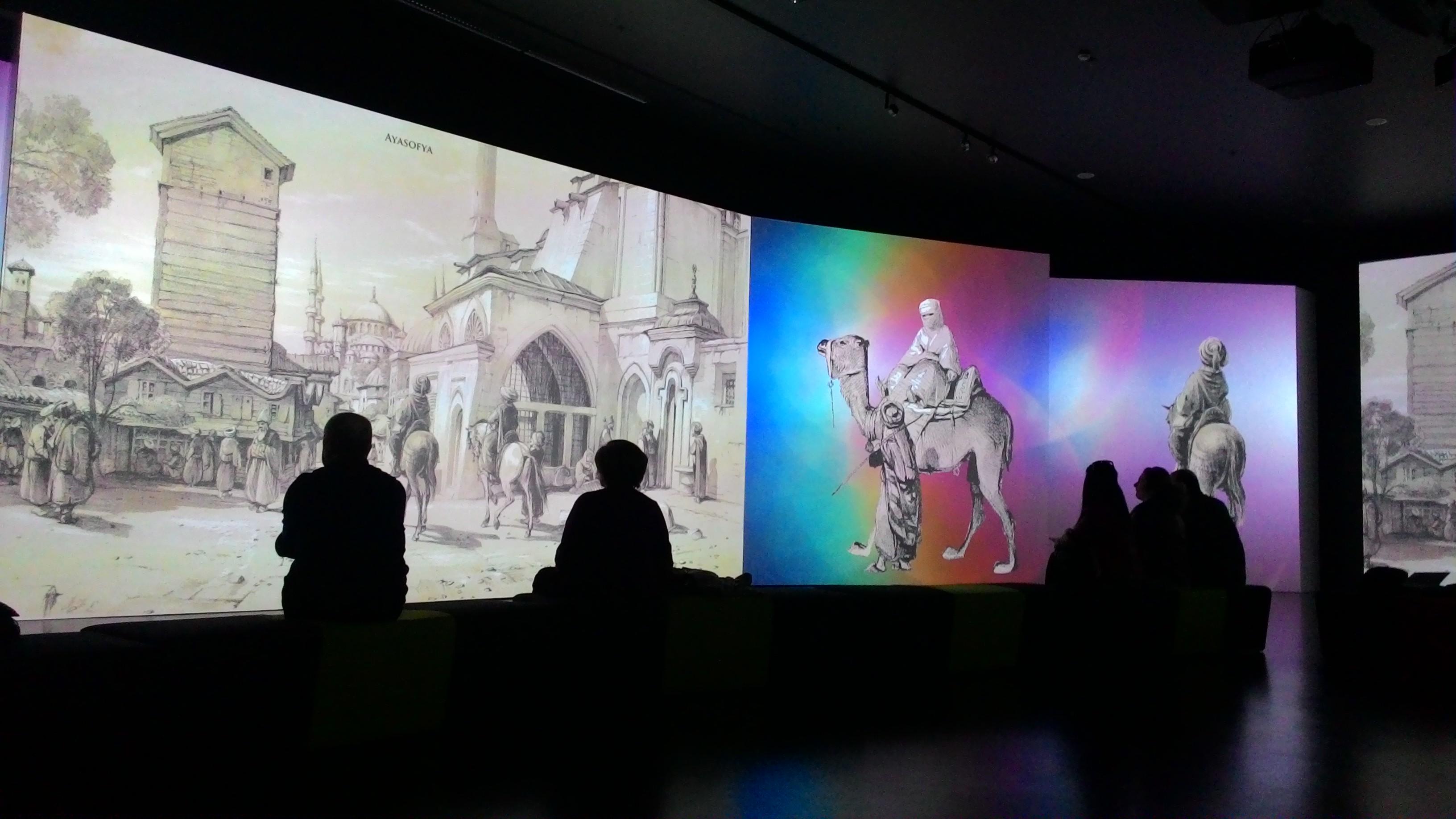 İstanbul'da Kültür ve Dijitali Birleştiren Etkinlikler