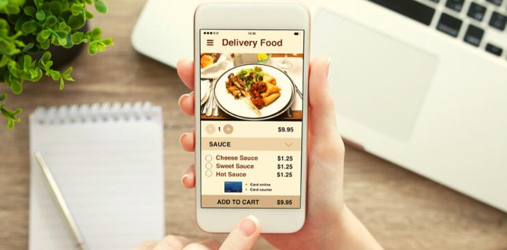 Online Yemek Sipariş Devri