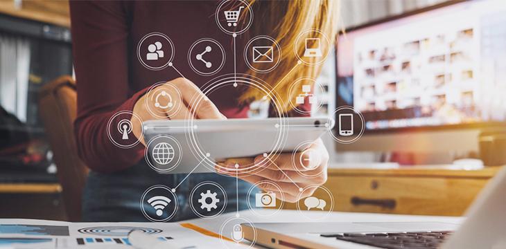 Dijital Dünya ve Sosyal Bölgesi