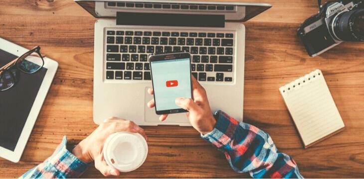 YouTube'da Alışveriş Reklamları